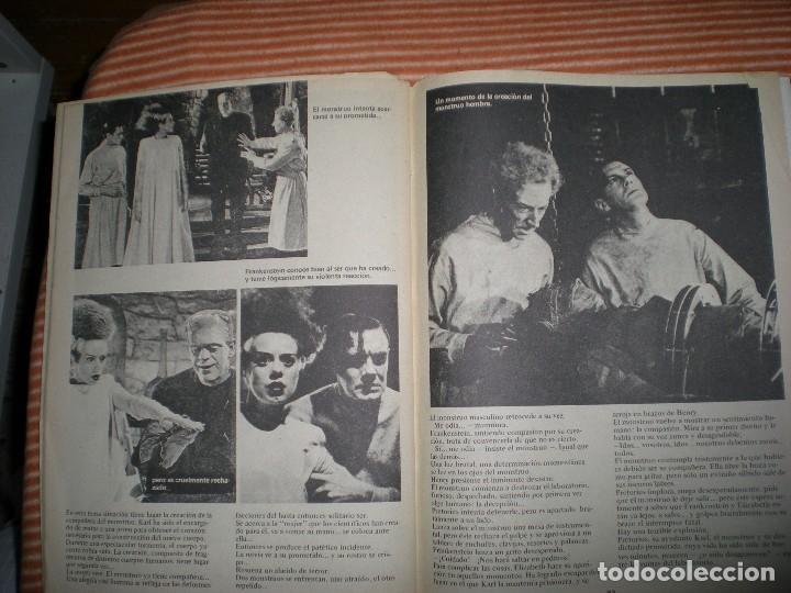 Coleccionismo de Revista Blanco y Negro: revista contiene muchas imágenes de las películas Frankenstein año 1931/32 en blanco y negro - Foto 12 - 68174713