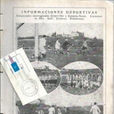 Coleccionismo de Revista Blanco y Negro: BYN 3 FEB 1924.Nº 1707. DEPORTES, MADRID SEVILLA EN CHAMARTIN.SKI GOLF EQUIPO VASCO Y CATALAN. Lote 68523501