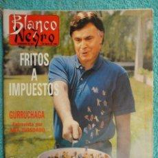 Coleccionismo de Revista Blanco y Negro: REVISTA BLANCO Y NEGRO Nº 3592 ,1988 - FRITOS A IMPUESTOS -GOLFO PERSICO -JANE FONDA -BARÇA-MADRID. Lote 69103805