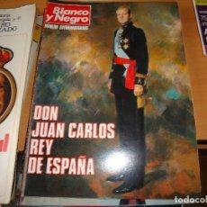 Coleccionismo de Revista Blanco y Negro: REVISTAS BLANCO Y NEGRO. Lote 73004631