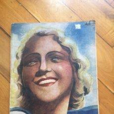 Coleccionismo de Revista Blanco y Negro: BLANCO Y NEGRO Nº2. 315 AÑO 1935. Lote 73663507