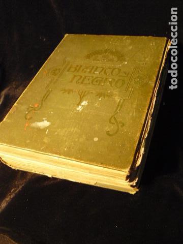 REVISTA BLANCO Y NEGRO AÑO 1905 (Coleccionismo - Revistas y Periódicos Modernos (a partir de 1.940) - Blanco y Negro)