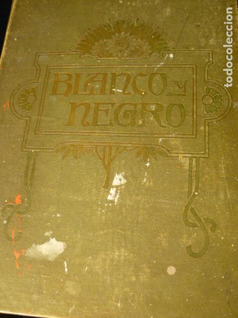 Coleccionismo de Revista Blanco y Negro: REVISTA BLANCO Y NEGRO AÑO 1905 - Foto 2 - 78589749