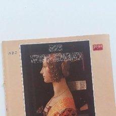 Coleccionismo de Revista Blanco y Negro: (SEVILLA) SEPARATA ABC BLANCO Y NEGRO MUSEO THYSSEN-BORNEMISZA. JUAN MANUEL BONET. Lote 78960497