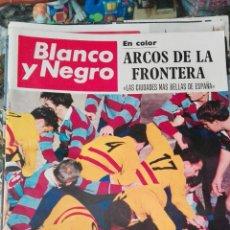 Coleccionismo de Revista Blanco y Negro: BLANCO Y NEGRO 1968 TRIUNFO ESPAÑOL. Lote 79247595