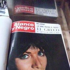 Coleccionismo de Revista Blanco y Negro: REVISTA BLANCO Y NEGRO 1967. OCTUBRE-DICIEMBRE. Lote 81029456