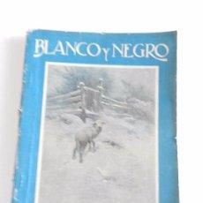 Coleccionismo de Revista Blanco y Negro: REVISTA ILUSTRADA BLANCO Y NEGRO. NUM. 1860 ENERO DE 1927.. Lote 82502888