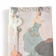 Coleccionismo de Revista Blanco y Negro: REVISTA ILUSTRADA BLANCO Y NEGRO NUM. 1549 ENERO DE 1921.. Lote 82503016