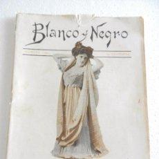 Coleccionismo de Revista Blanco y Negro: REVISTA ILUSTRADA BLANCO Y NEGRO. NUM. 1060 SEPTIEMBRE DE 1911.. Lote 82505532