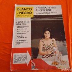 Coleccionismo de Revista Blanco y Negro: REVISTA BLANCO Y NEGRO, Nº. 2568, 22/07/1961. Lote 82888512