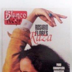 Collezionismo di Rivista Blanco y Negro: BLANCO Y NEGRO Nº 3934(1994) ROSARIO FLORES/AZNAR/GEORGE FOREMAN/MINGOTE/PEPE CARROL/SILVIA MARSÓ. Lote 83561212