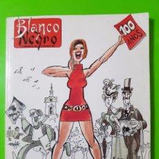 Coleccionismo de Revista Blanco y Negro: BLANCO Y NEGRO DE MAYO DEL 91 ESPECIAL CENTENARIO CON 426 PÁGINAS UN PEDAZO DE HISTORIA EN PAPEL. Lote 86243160