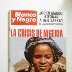 Coleccionismo de Revista Blanco y Negro: REVISTA BLANCO Y NEGRO Nº 2804 ENERO 1966. Lote 86679904