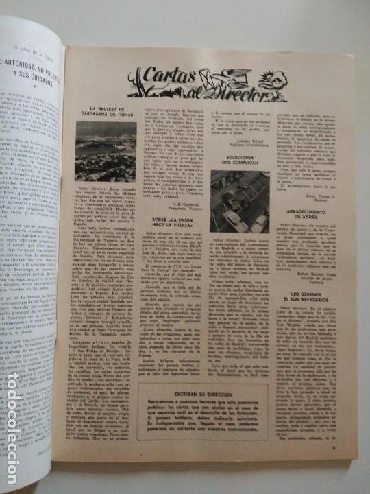 Coleccionismo de Revista Blanco y Negro: REVISTA BLANCO Y NEGRO Nº 2805 FEBRERO 1966 - Foto 2 - 86680060