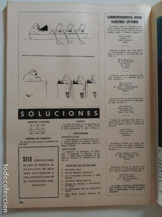 Coleccionismo de Revista Blanco y Negro: REVISTA BLANCO Y NEGRO Nº 2805 FEBRERO 1966 - Foto 3 - 86680060