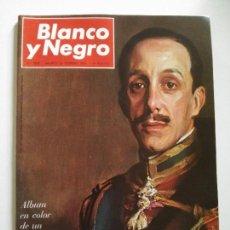 Coleccionismo de Revista Blanco y Negro: REVISTA BLANCO Y NEGRO Nº 2808 FEBRERO 1966. Lote 86680212