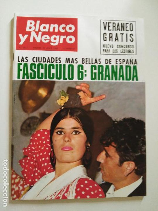 REVISTA BLANCO Y NEGRO Nº 2823 JUNIO 1966 (Coleccionismo - Revistas y Periódicos Modernos (a partir de 1.940) - Blanco y Negro)