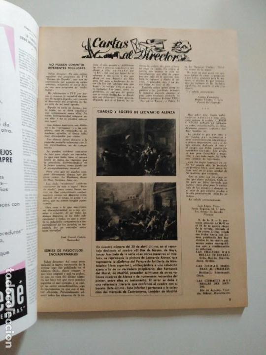 Coleccionismo de Revista Blanco y Negro: REVISTA BLANCO Y NEGRO Nº 2823 JUNIO 1966 - Foto 2 - 86680320