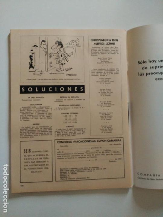 Coleccionismo de Revista Blanco y Negro: REVISTA BLANCO Y NEGRO Nº 2823 JUNIO 1966 - Foto 3 - 86680320