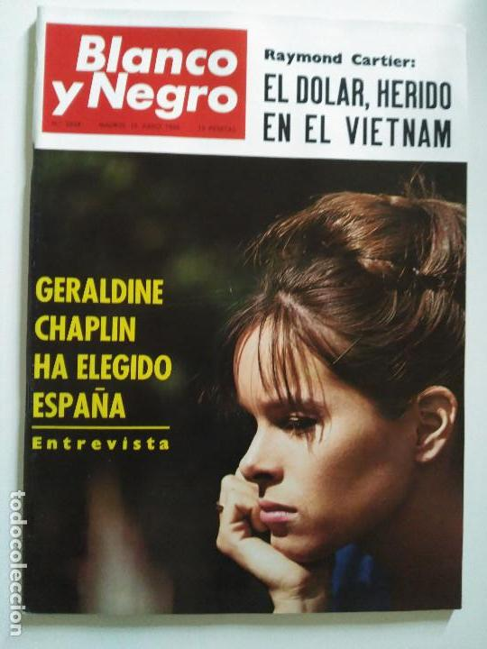 REVISTA BLANCO Y NEGRO Nº 2824 JUNIO 1966 (Coleccionismo - Revistas y Periódicos Modernos (a partir de 1.940) - Blanco y Negro)