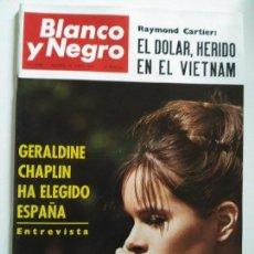 Coleccionismo de Revista Blanco y Negro: REVISTA BLANCO Y NEGRO Nº 2824 JUNIO 1966. Lote 86680428