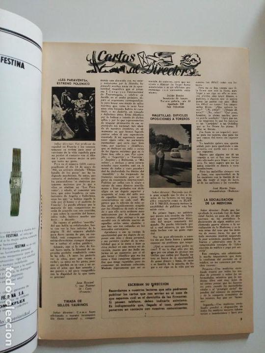 Coleccionismo de Revista Blanco y Negro: REVISTA BLANCO Y NEGRO Nº 2824 JUNIO 1966 - Foto 2 - 86680428