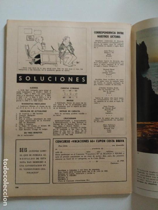 Coleccionismo de Revista Blanco y Negro: REVISTA BLANCO Y NEGRO Nº 2824 JUNIO 1966 - Foto 3 - 86680428