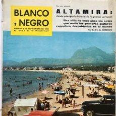 Coleccionismo de Revista Blanco y Negro: REVISTA BLANCO Y NEGRO. Lote 87488899