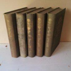 Coleccionismo de Revista Blanco y Negro: REVISTA BLANCO Y NEGRO AÑO 1959 - 5 TOMOS ENCUADERNADOS - INCOMPLETO. Lote 87575816