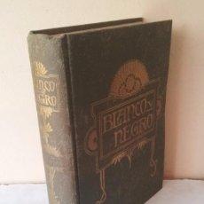 Coleccionismo de Revista Blanco y Negro: REVISTA BLANCO Y NEGRO AÑO 1963 - 1 TOMOS ENCUADERNADO. Lote 87580548