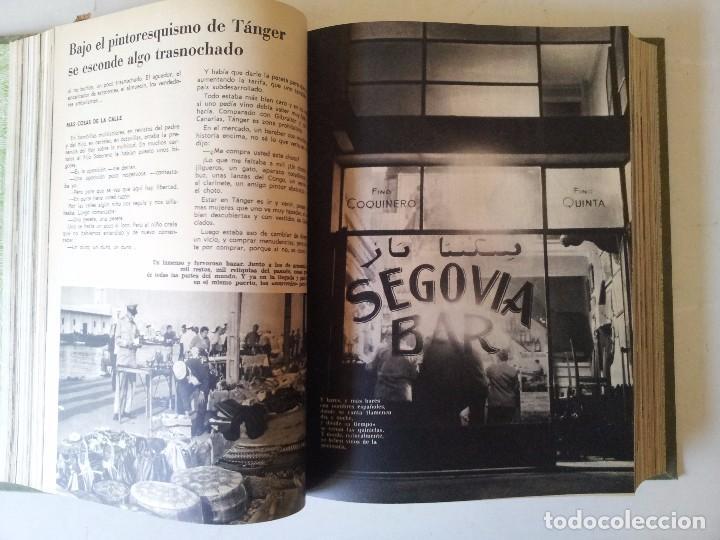 Coleccionismo de Revista Blanco y Negro: REVISTA BLANCO Y NEGRO AÑO 1963 - 1 TOMOS ENCUADERNADO - Foto 3 - 87580548