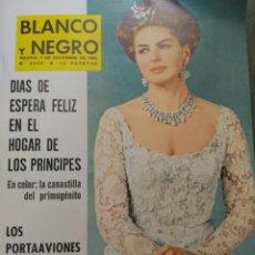 Coleccionismo de Revista Blanco y Negro: REVISTA BLANCO Y NEGRO N. 2692 DICIEMBRE 1963. INGRID BERGMAN. Lote 90341024