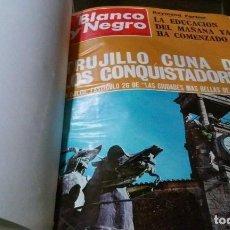Coleccionismo de Revista Blanco y Negro: REVISTA BLANCO Y NEGRO 1968.. Lote 81028596