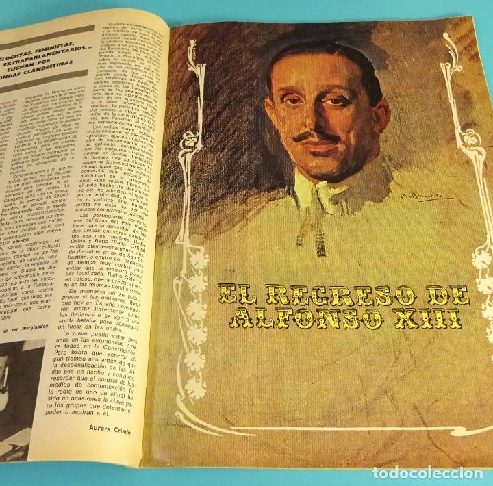 Coleccionismo de Revista Blanco y Negro: BLANCO Y NEGRO. EL ÚLTIMO EXILIADO. 9 AL 15 ENERO Nº3532. 1980 - Foto 2 - 37502783