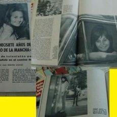 Coleccionismo de Revista Blanco y Negro: REVISTA BLANCO Y NEGRO ROCÍO DÚRCAL 1962. Lote 90874190