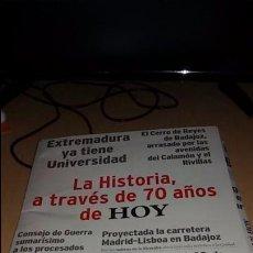 Coleccionismo de Revista Blanco y Negro: LA HISTORIA A TRAVÉS DE 70 AÑOS DE HOY (INCOMPLETO). Lote 91939675