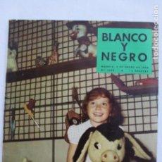 Coleccionismo de Revista Blanco y Negro: REVISTA BLANCO Y NEGRO Nº 2435 1959, JUGUETES DE AYER Y DE HOY. Lote 92749480