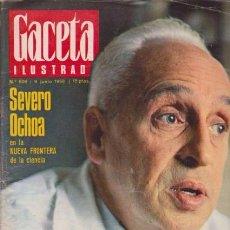 Coleccionismo de Revista Blanco y Negro: GACETA ILUSTRADA - Nº 609 / 9 JUNIO 1968. Lote 92934160