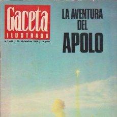 Coleccionismo de Revista Blanco y Negro: GACETA ILUSTRADA - Nº 638 / 29 DICIEMBRE 1968. Lote 92934600
