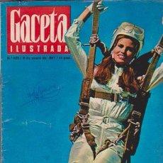 Coleccionismo de Revista Blanco y Negro: GACETA ILUSTRADA - Nº 535 / 8 ENERO 1967. Lote 92936085