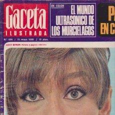 Coleccionismo de Revista Blanco y Negro: GACETA ILUSTRADA - Nº 606 / 19 MAYO 1968. Lote 92936360