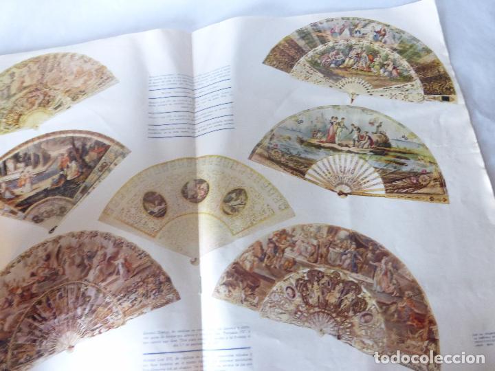 Coleccionismo de Revista Blanco y Negro: SUPLEMENTO REVISTA BLANCO Y NEGRO Nº 34 SOBRE ABANICOS JAPONESES DE MARFIL Y LACA DE MEDIADOS S.XIX - Foto 3 - 94009200