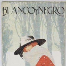 Coleccionismo de Revista Blanco y Negro: BLANCO Y NEGRO, REVISTA Nº 1659, 4 MARZO 1923. Lote 95863583