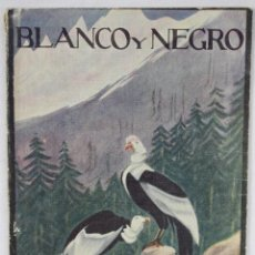 Coleccionismo de Revista Blanco y Negro: BLANCO Y NEGRO, REVISTA Nº 1704, 13 DE ENERO 1923. Lote 95864331