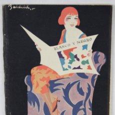 Coleccionismo de Revista Blanco y Negro: BLANCO Y NEGRO, REVISTA Nº 1805 20 DE DICIEMBRE 1925. Lote 95865735
