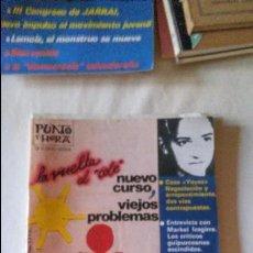 Coleccionismo de Revista Blanco y Negro: PUNTO Y HORA DE EUSKAL HERRIA Nº 444 1986. Lote 95946643