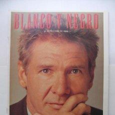 Coleccionismo de Revista Blanco y Negro: REVISTA BLANCO Y NEGRO 31 DE OCTUBRE DE 1999. ENTREVISTA CON HARRISON FORD. EL HEROE ETERNO. TDKR32. Lote 97983647