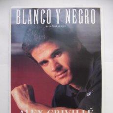 Coleccionismo de Revista Blanco y Negro: REVISTA BLANCO Y NEGRO. 30 DE ABRIL 2000. ALEX CRIVILLE. CARA Y CRUZ DE UN CAMPEON DEL MUNDO. TDKR32. Lote 98000367