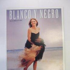 Coleccionismo de Revista Blanco y Negro: REVISTA BLANCO Y NEGRO. 23 DE ABRIL 2000. MICHELLE PFEIFFER. LA INTIMIDAD DE UNA ESTRELLA. TDKR32. Lote 100026343