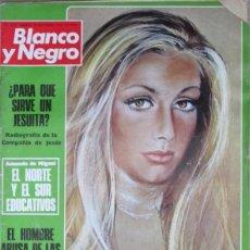 Coleccionismo de Revista Blanco y Negro: BLANCO Y NEGRO 3210 1973 MARIOLA, COMPAÑIA DE JESUS, RAFAEL ROMERO, EDUARDO ROSALES, WOLF HESS. Lote 98212587